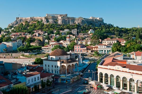Athens---Acropolis-Plaka-Monastiraki